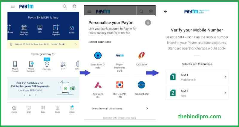 What is Upi Pin? How to Generate Upi Pin?