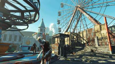 Fallout For Nuka World Power Plant | Where is Key Location?
