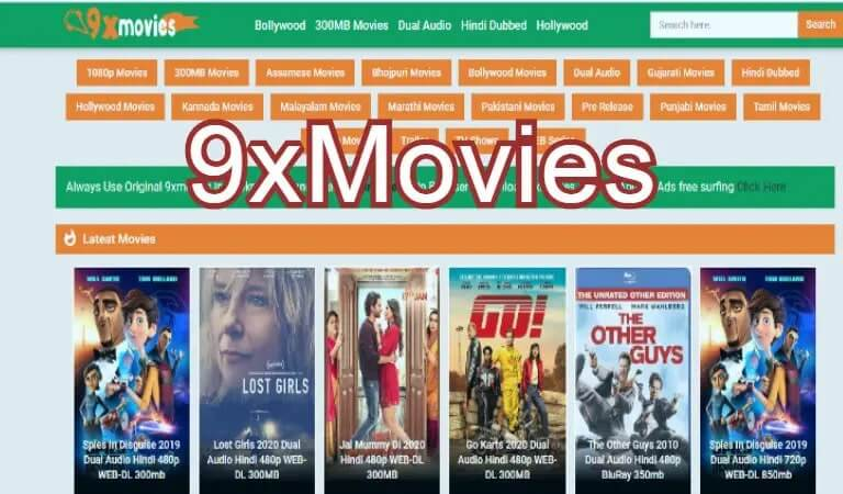 9xmovies 2021 - 9xmovies.green Download Bollywood, Hollywood Movies, 300Mb Movies